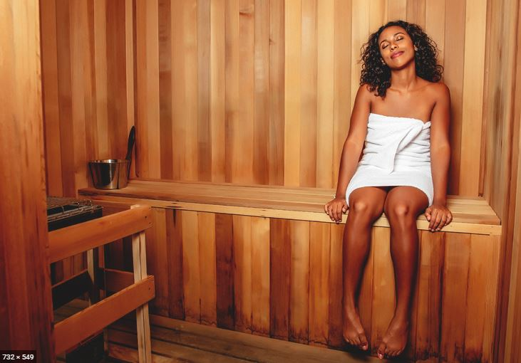 sauna good benefits