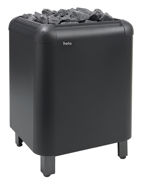 Shows Helo Sauna Heater LAAVA Model