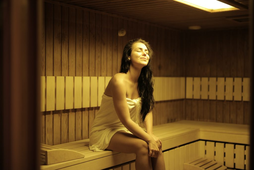 best experience in sauna