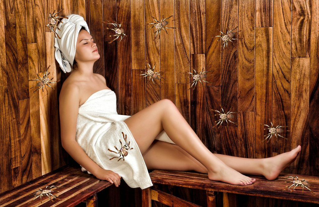 Benefits of sauna to skin