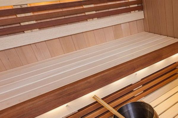 сustom built sauna process next step