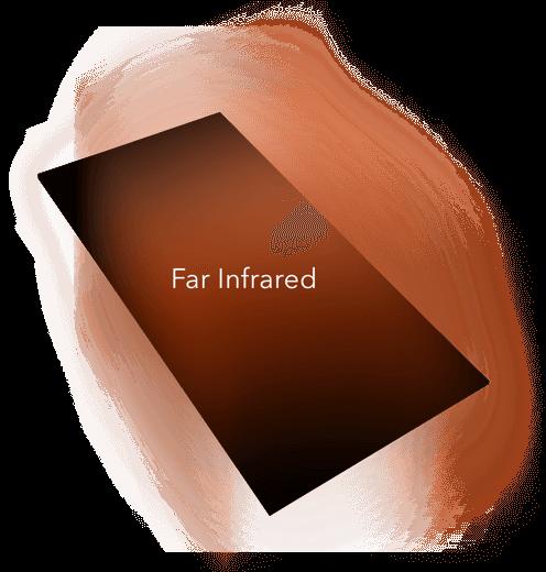Portable sauna far infrarad