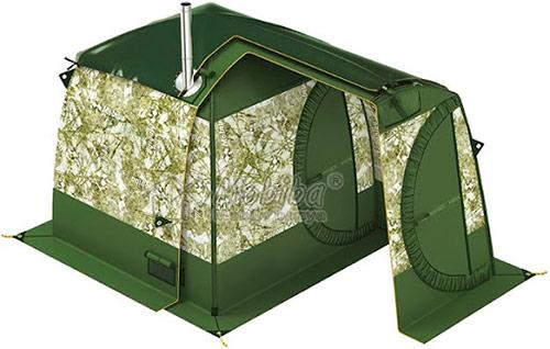 Sauna tent portable illustration