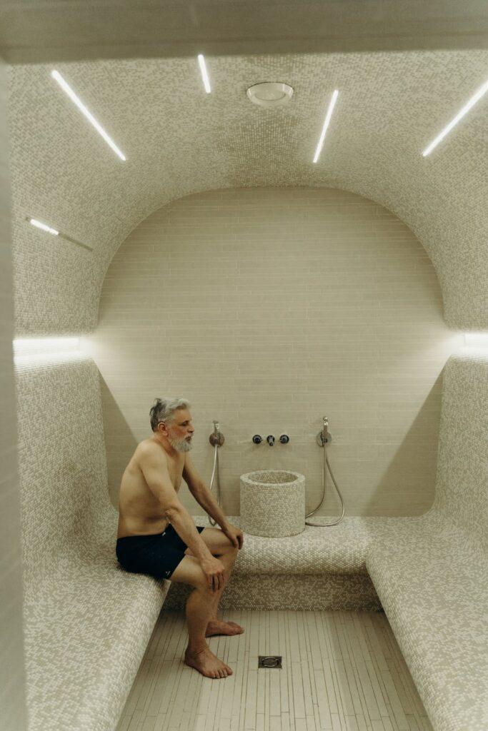 Infrared Sauna Skin Benefits